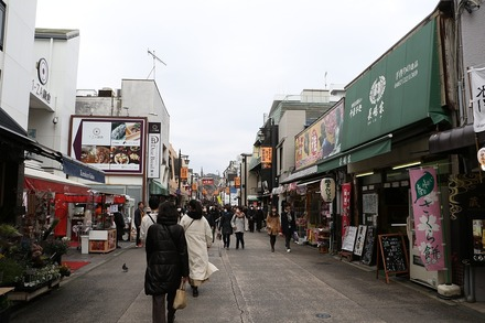 2003 鎌倉 小町通り