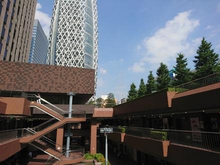 あるでん亭 新宿センタービル店 外観01