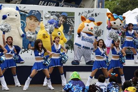 180618 vs横浜 dianaステージ02