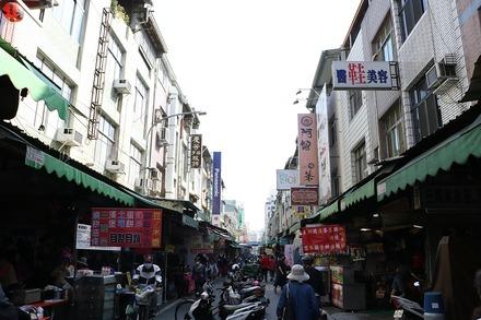 2002 台湾 高雄 三民市場 01