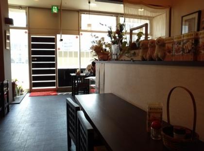 狭山 麺処 寿々や 店内