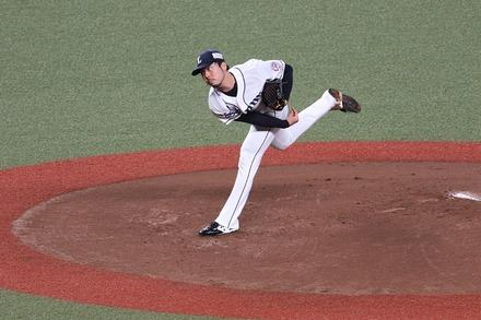 200725 vsロッテ 本田圭佑05