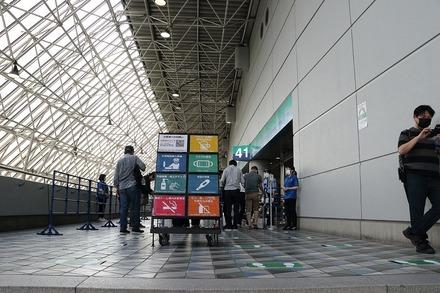 210602 東京ドーム 交流戦 vs巨人 入り口