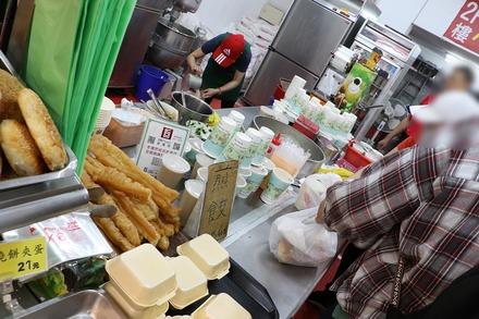 2002 台湾 高雄 果貿來來豆水 店内2