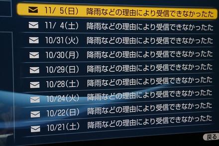 Sony Blu-ray BDZ-X95 地デジチューナー故障 04