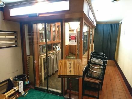 仙台 牛たん料理 閣 ブランドーム店 地下の入り口
