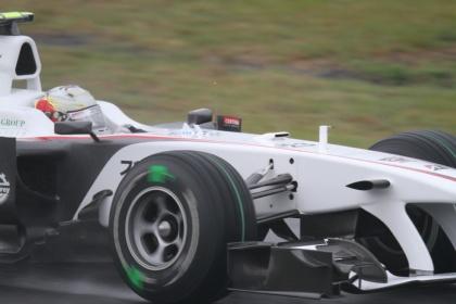 F1 鈴鹿 FP3 小林可夢偉