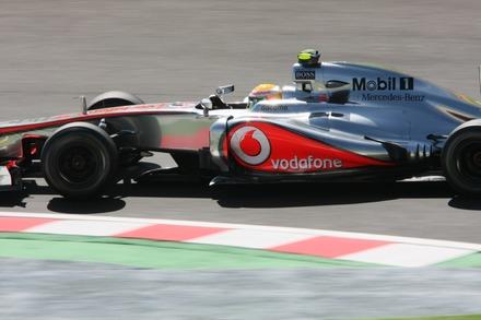 121005 鈴鹿 日本GP FP1 ハミルトン