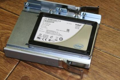 Intel X25-V Value SATA SSD SSDSA2MP040G2R5