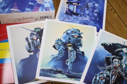 劇場版 機動戦士ガンダム Blu-rayトリロジーボックス 02