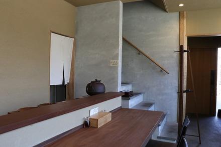 1802 京都 十五 店内
