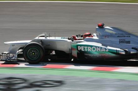 121005 鈴鹿 日本GP FP1 ミハエル
