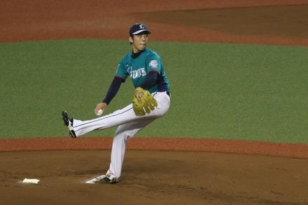 160918 vs楽天 本田圭佑02