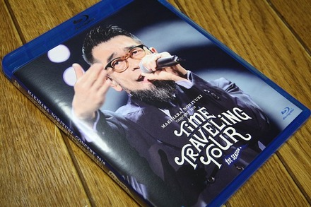Blu-ray 槇原敬之 TIME TRAVELING TOUR 01