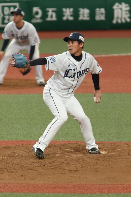 210327 vsオリックス 吉川光夫 02