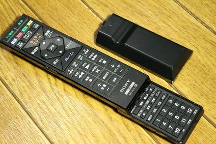 Sony Blu-rayレコーダー用リモコン RMT-B015J 修理 05