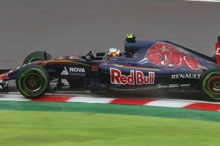 2015鈴鹿 日本GP FP1 サインツJr
