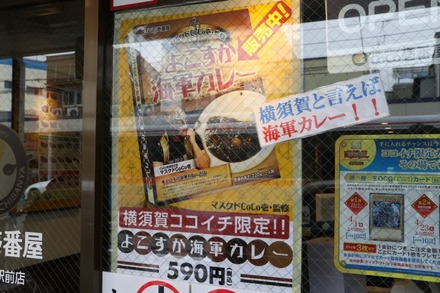 CoCo壱番屋 京急追浜駅前店外観2