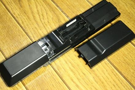 Sony Blu-rayレコーダー用リモコン RMT-B015J 修理 04
