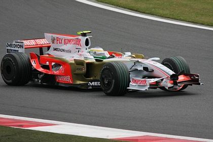 F1 富士 日本GP フィジケラ