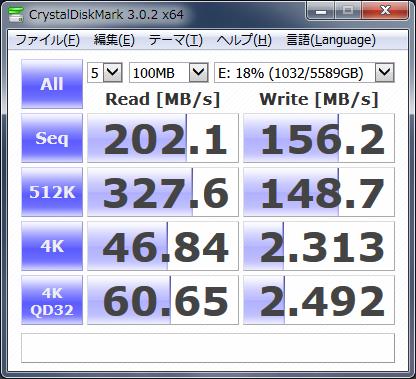 VAIOちゃんのよもやまブログ:自作機 東芝 6TB HDD MD04ACA600 問題再発 ...
