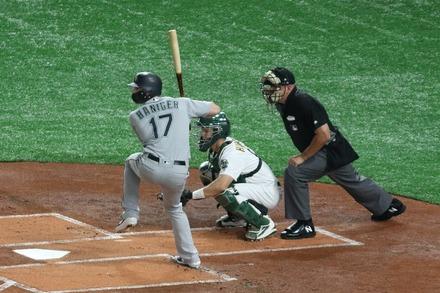 190320 MLB開幕戦 東京ドーム ミッチ・ハニガー