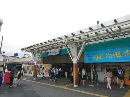 1708春日部駅西口