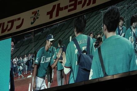 160918 vs楽天 試合後イベント 松本直晃05