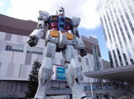 1607お台場 ガンダムフロント東京01