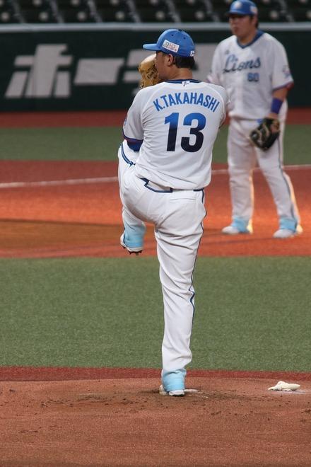 200811 vs楽天 高橋光成01