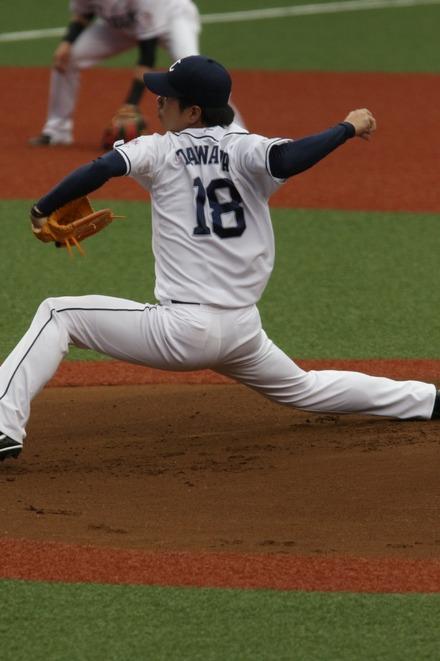 160710 vsオリックス 多和田真三郎02