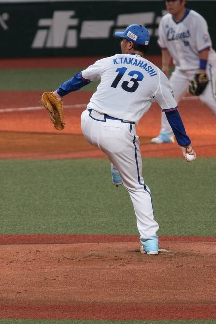 200811 vs楽天 高橋光成02
