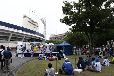 180618 vs横浜 dianaステージ01