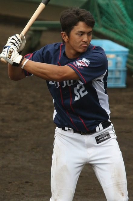 170930 vs巨人 山田遥楓01