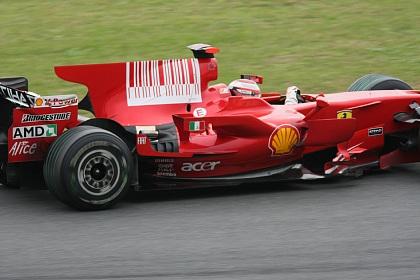F1 富士 日本GP ライコネン