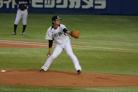 140809 vsロッテ 涌井01