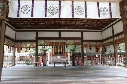 1910 奈良 手向山 八幡宮06
