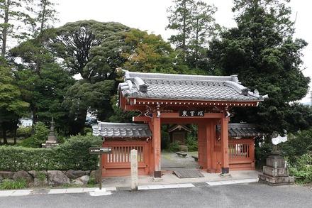 1810 関ヶ原 東首塚01
