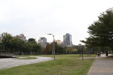 1902 台湾 台北 林森公園