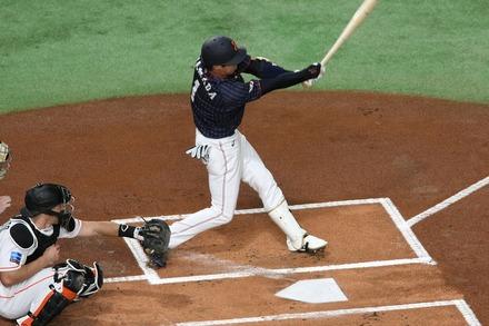 181110 日米野球 山田哲人02