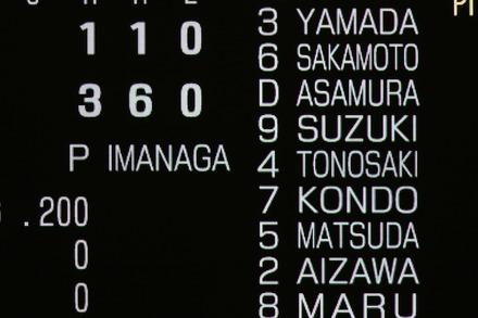 191113 東京ドーム プレミア12 vsメキシコ スタメン02