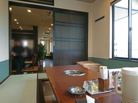 岩手 雫石 焼肉・冷麺 三千里 02