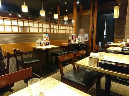 カレーうどん 千吉 新宿甲州街道店 店内
