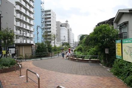 1308目黒川緑道02