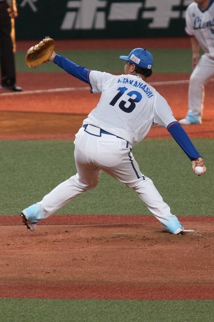 200811 vs楽天 高橋光成03