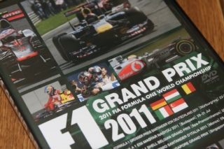 F1 DVD F1 Grand Prix 2011 Vol3
