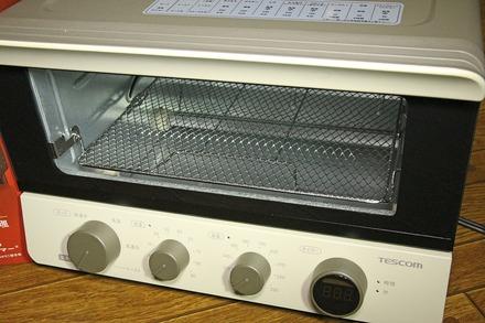 TESCOM 低温コンベクションオーブン TSF601 01