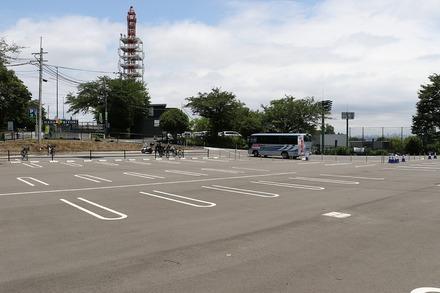 210605 ジャイアンツ球場 イースタン vs巨人 駐車場 02