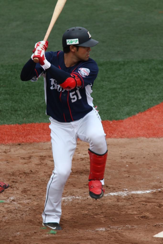 2016.04.02 イースタンリーグ 横須賀スタジアム vs DeNA 野手編