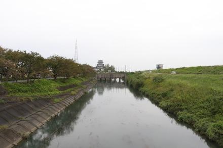 1810 墨俣 墨俣城01